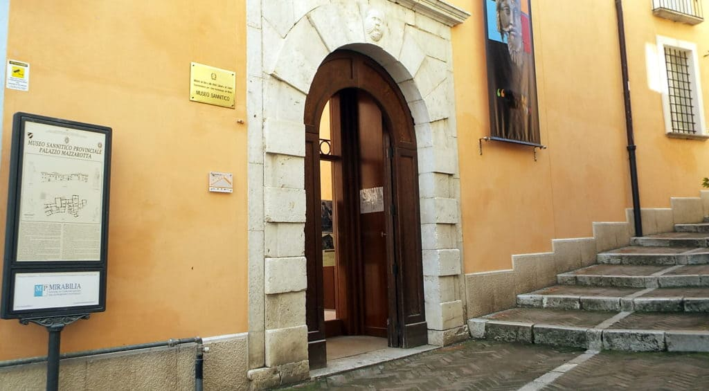 Ingresso Museo Provinciale Sannitico