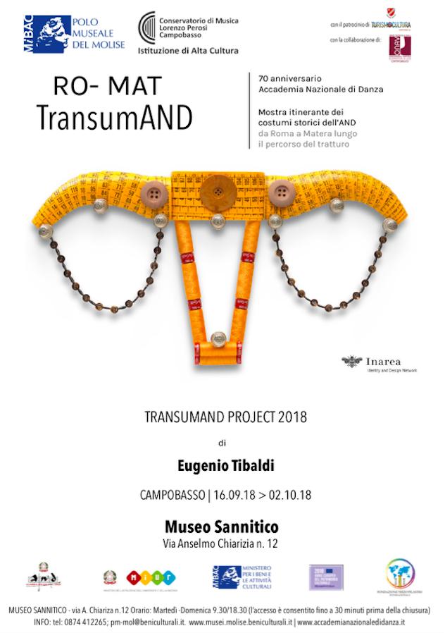 locandina Transumand