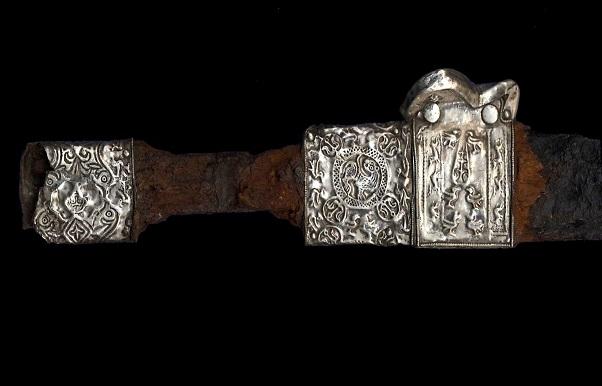 Particolare - Decoro della spada